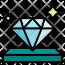 Diamond Jewel Glamour Icon