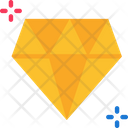Premium Diamond Gems Icon