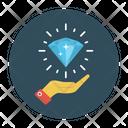 Diamond Gem Quality Icon