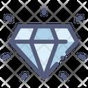 Diamond Jewelry Love Icon