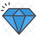 Brilliant Diamond Jewel Icon