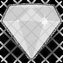 Diamond Brilliant Jewel Icon