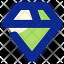 Diamond Jewel Present Icon