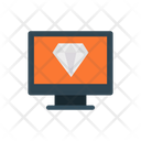 Diamond Quality Screen Icon