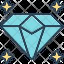 Diamond Sparkler Shiner Icon