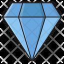 Diamond Gem Premium Icon
