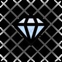 Diamond Jewel Ecommerce Icon