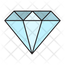Diamond Gem Web Icon