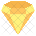Diamond Gem Crystal Icon