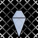Diamond Expensive Fashion Icon