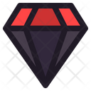 Diamond Brilliant Crystal Icon