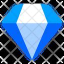 Diamond Diamonds Luxury Icon