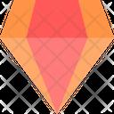 Diamond Gem Gift Icon