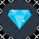 Diamond Crystal Quality Icon