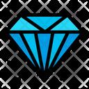 Diamond Branding Premium Product Icon