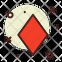 Diamond Casino Game Icon