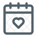 Diamond Love Heart Icon