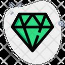 Diamond Gem Jewelry Icon