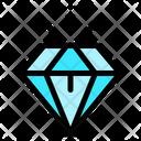 Diamond Premium Shine Icon