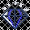 Diamond Stone Gem Icon