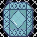 Ruby Diamond Gem Icon