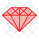 Diamond Business Finance Icon