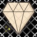 Diamond Gemstone Gem Stone Icon