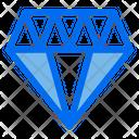 Diamond Jewelry Crystal Icon