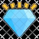 Diamond Treasure Premium Icon