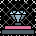 Diamond Gift Jewel Icon