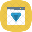 Diamond Seo Webquality Icon