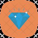 Diamond Gem Luxury Icon