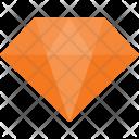 Diamond Jewel Rich Icon