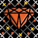 Diamond Stone Luxury Icon