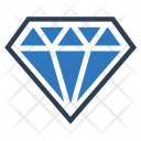 Diamond Jewelry Gemstone Icon