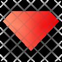 Diamond Bubble Abstract Icon