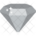 Diamond Jewel Crystal Icon