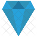 Diamond Jewelry Stone Icon