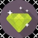 Diamond Gem Bright Icon