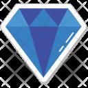 Diamond Gem Jewel Icon
