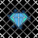 Jewel Percious Daimond Icon