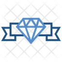 Diamond Award Icon