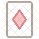 Diamond Card Icon