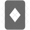 Poker Card Playing Casino Icon