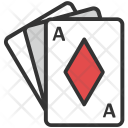 Diamond Cards Icon