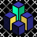 Diamond Composition Geometric Icon
