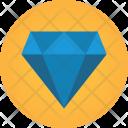 Diamond Jewellery Shine Icon