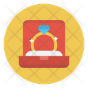 Ring Marriage Engagement Icon