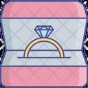 Diamond Ring Jewel Jewellery Icon