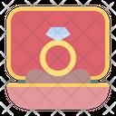 Ring Proposal Wedding Icon